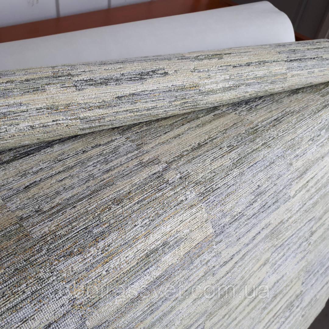 Обои Агра 3565-04,виниловые на флизелине,длина рулона 15 м,ширина 1.06=5 полос по 3 м каждая