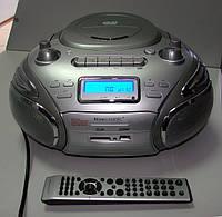 Магнитофон BoomBox DVD/USB MP3/MP4/FM Nokosonic NK-5108DVD