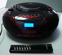 Магнитофон BoomBox DVD/USB MP3/FM Nokosonic NK-8126MP3