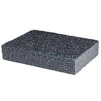 Губка для шлифования 100*70*25 мм, оксид алюминия К60 Intertool HT-0906