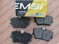 Тормозные колодки задние дисковые Volkswagen T4 BREMSI BP2724