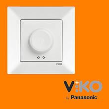 Светорегулятор 1000W RL поворотный VIKO Meridian Крем