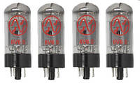 Лампа для гитарного усилителя JJ ELECTRONIC 6V6s (подобранная 4-ка)