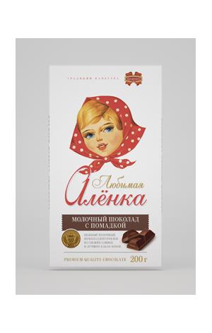 Белорусский шоколад Любимая Аленка 200г, фото 2