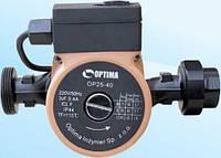Насос циркуляционный Optima OP25-80 180мм + гайки, + кабель с вилкой! , фото 1