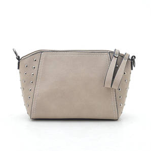 Женская сумка-клатч KL F-2747 хаки