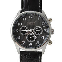 Мужские часы Jaragar Elite Черные, фото 1