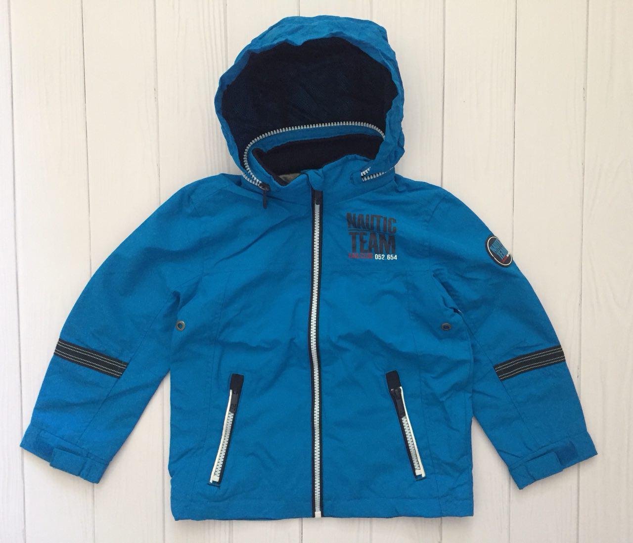 Куртка ветровка на мальчика 4 года C&A Германия Размер 104