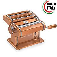 Лапшерезка-тестораскатка Marcato Atlas 150 Copper