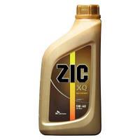 Моторное масло Zic XQ 5W-40 (Канистра 1литр) универсальное (бензин + дизель)