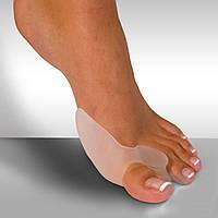 Фиксатор большого пальца ноги (гелевый) 2шт