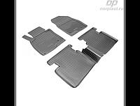 Коврики в салон  Mazda 6 (12-) (полиур., компл - 4шт) (NORPLAST)