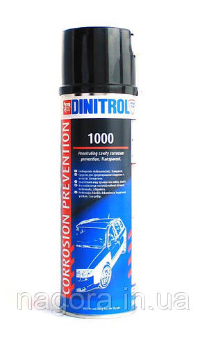 Антикор Dinitrol Penetrant 1000 (500 мл) аэрозоль