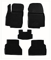 Коврики в салон Ford B-Max 2012-> черный, кт - 4шт