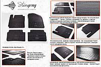 Коврики в салон автомобиля Kia Picanto 11 (Киа) (4 шт), Stingray