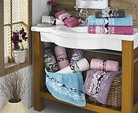 Банные полотенца в наборе Damask Sikel Cotton