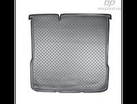 Коврик в багажник Chevrolet Aveo SD (11-) полиур. (NorPlast)