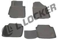 Автомобильные коврики Hyundai Elantra (11-) 3D, Lada Locker