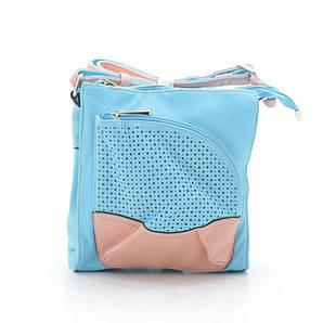 Женская сумка-клатч L. Pigeon KL 477/21262 l. blue (св. синий)