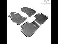 Коврики в салон  Subaru Forester (13-) (полиур., компл - 4шт) (NORPLAST)