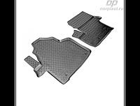 Коврики в салон  Volkswagen Crafter передки (06-) (полиур., компл - 4шт) (NORPLAST)