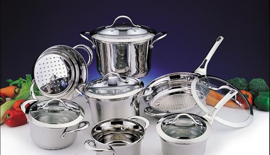 """Набор посуды ORIGINAL BergHOFF """"Tulip"""" 1112282 (12 предметов), фото 2"""