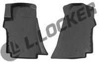 Автомобильные коврики Hyundai Starex (07-) передние 3D, Lada Locker