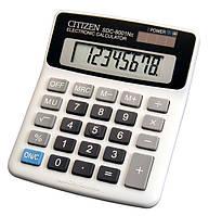 Citizen SDC-8001NII калькулятор бухгалтерский