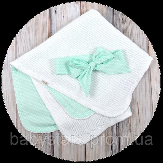 Универсальный конверт-одеялодля новорожденного