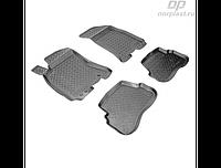 Коврики в салон  Volkswagen Passat B5 (96-05) (полиур., компл - 4шт) (NORPLAST)