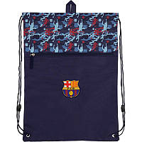 Сумка для обуви с карманом Kite FC Barcelona BC18-601L, фото 1