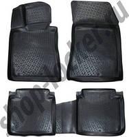 Автомобильные коврики Kia Quoris sd (12-) 3D, Lada Locker