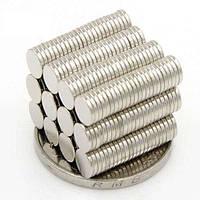 Неодимовый Магнит Шайба 5х1 N50 18650 Мощный