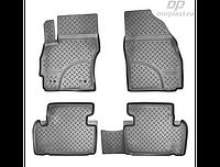 Коврики в салон  Mazda 5 (10-) (полиур., компл - 4шт) (NORPLAST)