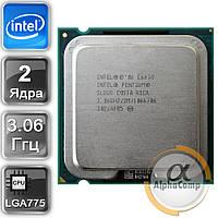 Процессор Intel Pentium Dual Core E6600 (2×3.06GHz/2Mb/s775) БУ