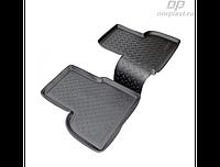 Коврики в салон  Fiat Doblo задниение (01-) (полиуретан) (NORPLAST)
