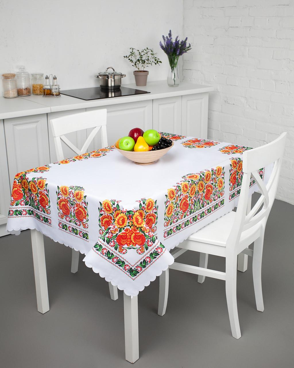 Скатерть текстильная для стола