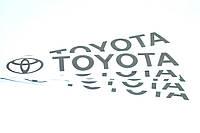 """Наклейка на  автомобиль  """"TOYOTA"""" 300х30 мм"""