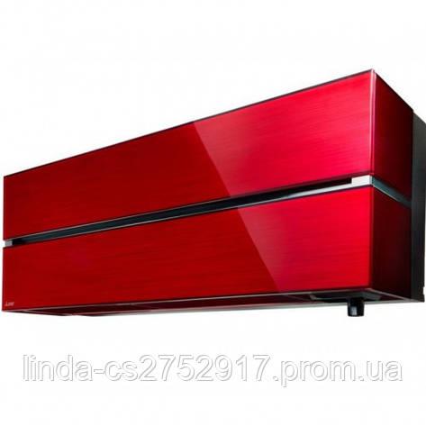 Кондиционер Mitsubishi ElectricMSZ-LN25VGR-E1/ MUZ-LN25VG-E1, (рубиново-красный) кондиционер купить в Одессе, фото 2
