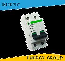 Двухполюсный выключатель силовой ВС-00П (standart)