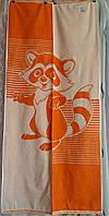 Белорусское полотенце детское енот 50*90