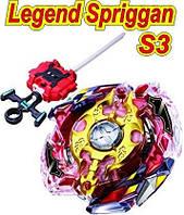 Бейблейд Спригган B-86 Spriggan Legend Beyblade Бей Спрайзен c пускачем 3 Сезон Хіт !!!