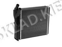 Радиатор печки ВАЗ 2123 алюм., Лузар (LRh 0123)