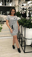 Платье - туника / вискоза / Украина, фото 1