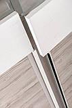 Шафа дводверна у вітальню з ДСП/МДФ 2D 03 Alvo Furnival, фото 2