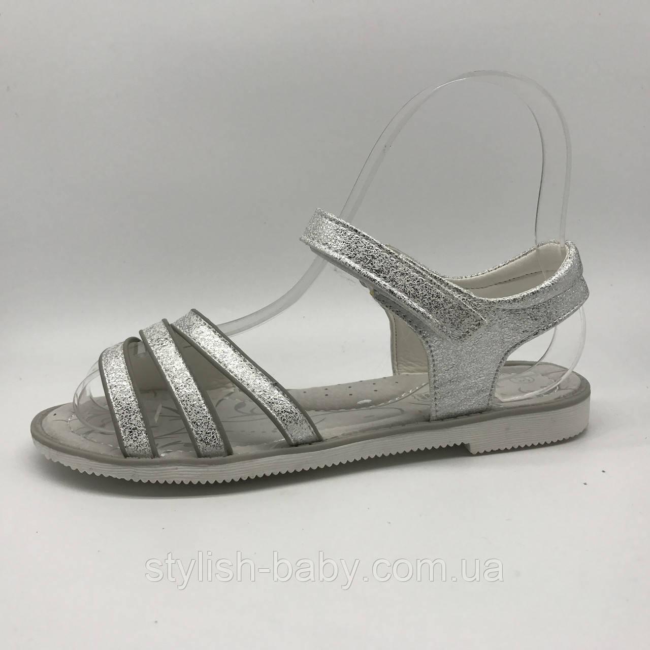 Детская коллекция летней обуви 2018. Детские босоножки бренда Tom.m для девочек (рр. с 32 по 37)
