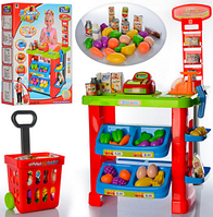 Детский супермаркет.Детский игрушечный супермаркет.Детская игра магазин.Детский игровой набор.