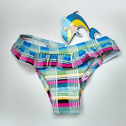 Детские плавки для девочек, фото 2