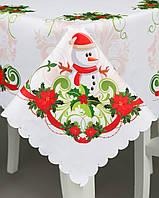 Скатерть праздничная новогодняя