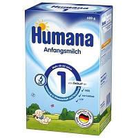 Молочная сухая смесь Humana 1, 600 г (от 0 до 6 месяцев)